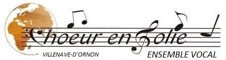 Logo Chœur en Folie